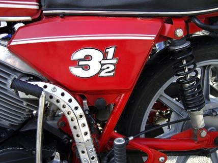 Moto Morini 3.5, 2007.