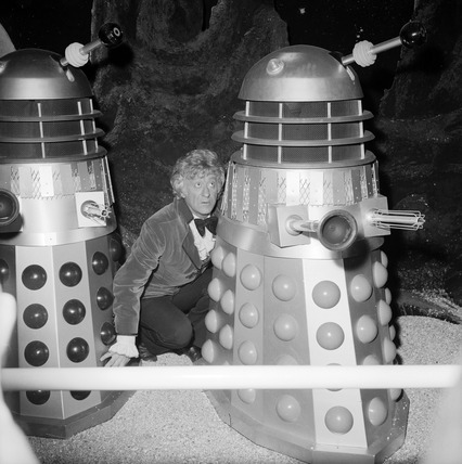 Doctor Who and the Daleks, December 1972.