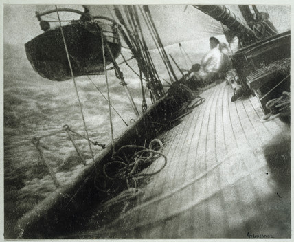 'To Larboard', c 1907.
