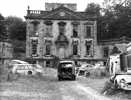 Mavisbank, Midlothian, Scotland, c 1980s.