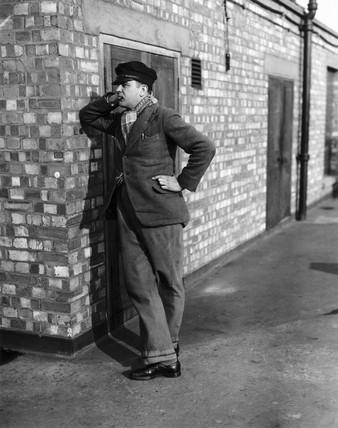 The drifter, 1 February 1934.