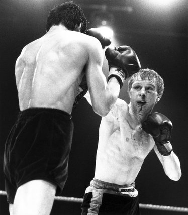 Watt vs Arguello, Wembley Arena, London, 20 June 1981.