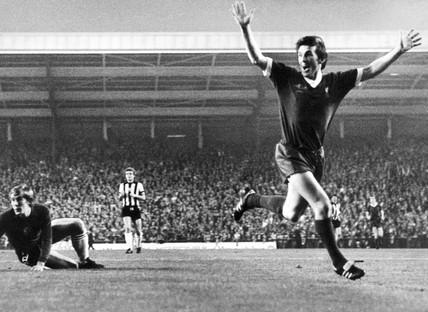 Kenny Dalglish, 23 August 1977.