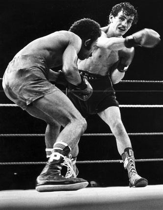 McGuigan and Pedroza, 8 June 1985.