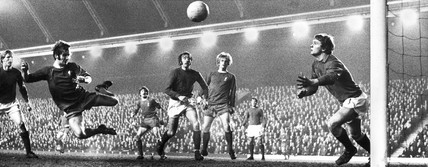 Liverpool v Ipswich, 30 March 1971.