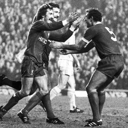 Liverpool v Nottingham Forest, 19 February 1979.