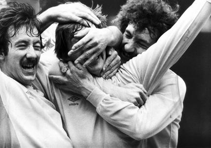 Liverpool score, 31 March 1979.