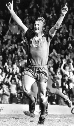 Kenny Dalglish, 17 April 1982.