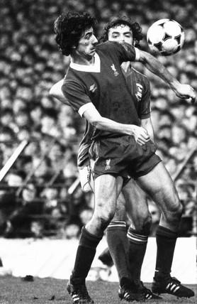 Ian Rush, 7 February 1982.