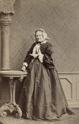 Old woman, mid-late 19th century.