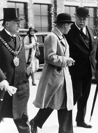 King Edward VIII, c 1930s.