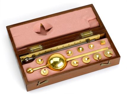 Sikes hydrometer, 1870-1930.