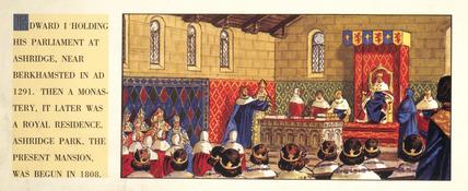 Edward I, 1291, (c 1950s).