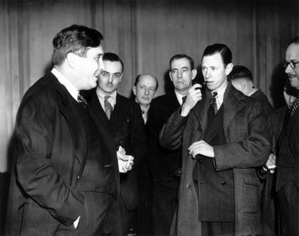 Wendell Wilkie, American envoy, 27 January 1941.