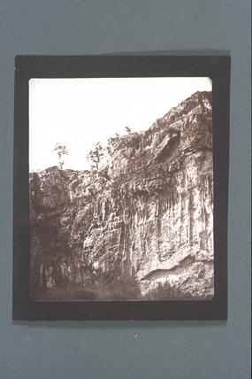Chudleigh, Devon, c 1843.