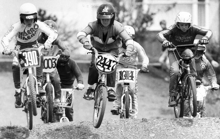Mini racers, May 1982.