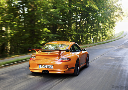 Porsche 911GT3RS.