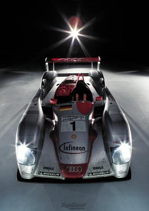 Audi R10.