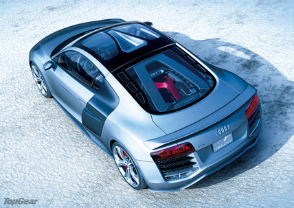 Audi R10TDi.