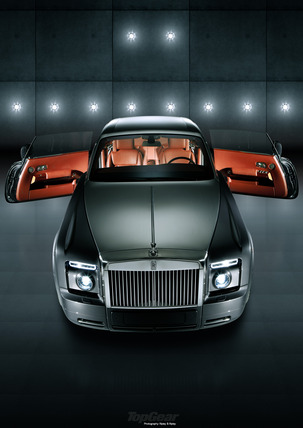 RollsRoyce Drophead Coupe.