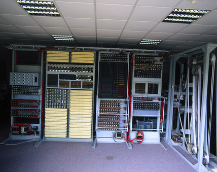 Re-creation of the 'Colossus' computer at