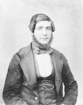 Mr Jones, c 1850s.