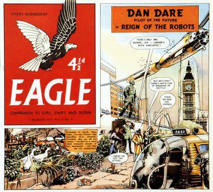 Dan Dare – Reign of Robots
