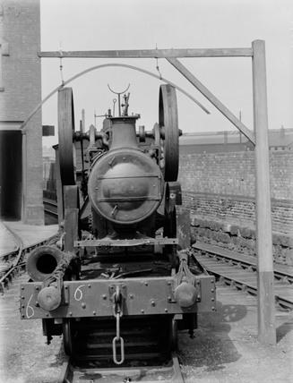 M&GNJR Goods Wagon number 164, under gauge. 1920