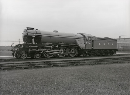 LNER 4-6-2 Locomotive