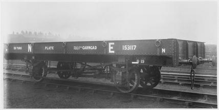 LNER Wagon, 1535-38.