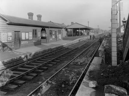 GWR Porthcawl New Station c.1915.