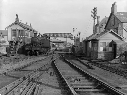 GWR Porthcawl New Station c.1915.