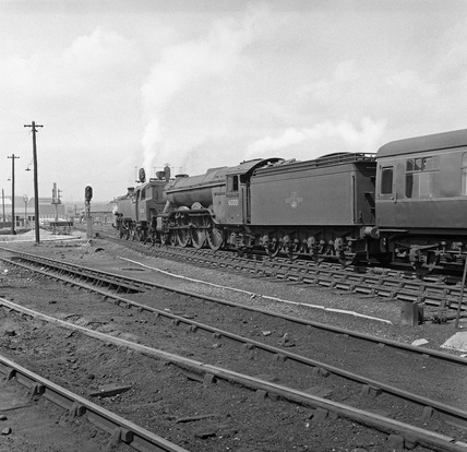 BR locomotive No.60081, Shotover.