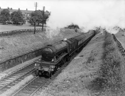 BR locomotive No. 60036 Colombo