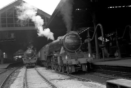 BR locomotive No.60036, Colombo.