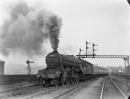 BR locomotive, No.60036 Colombo