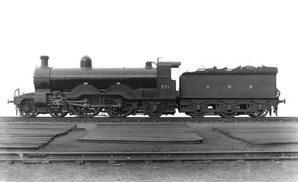 271 C1 class engine, c.1902.