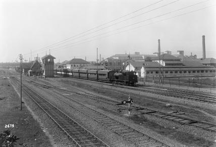 Ashover Railway, 1926.