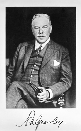 Sir Nigel Gresley, C.M.E, GNR and LNER, 1911-41.