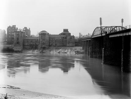 Newport Bridge 1909.