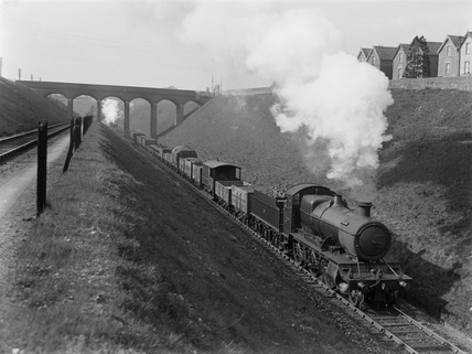Great Western Railway 43XX class 2-6-0 No. 4377.