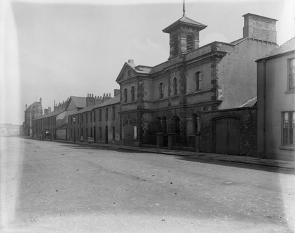Newport, South Wales Tramway 1902.