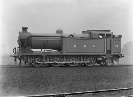 116 L1 class engine 1903.