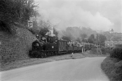 Welshpool and Llanfair Railway, Stephenson Locomotive Society