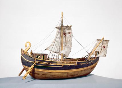 Roman merchant ship, c 200.
