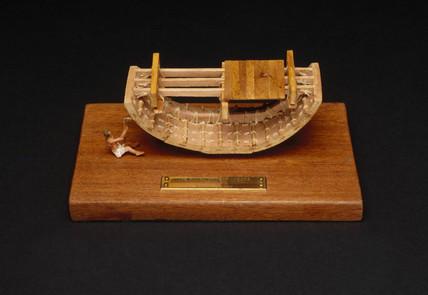 Royal ship of Cheops, c 2500 BC.