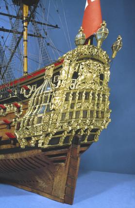 HMS 'Prince', 1670.