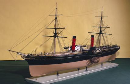 PS 'Scotia', 1861.