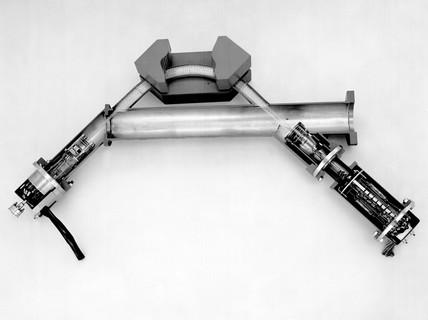 Mas spectrometer tube.