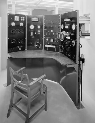 Svedberg ultra-centrifuge, 1936.